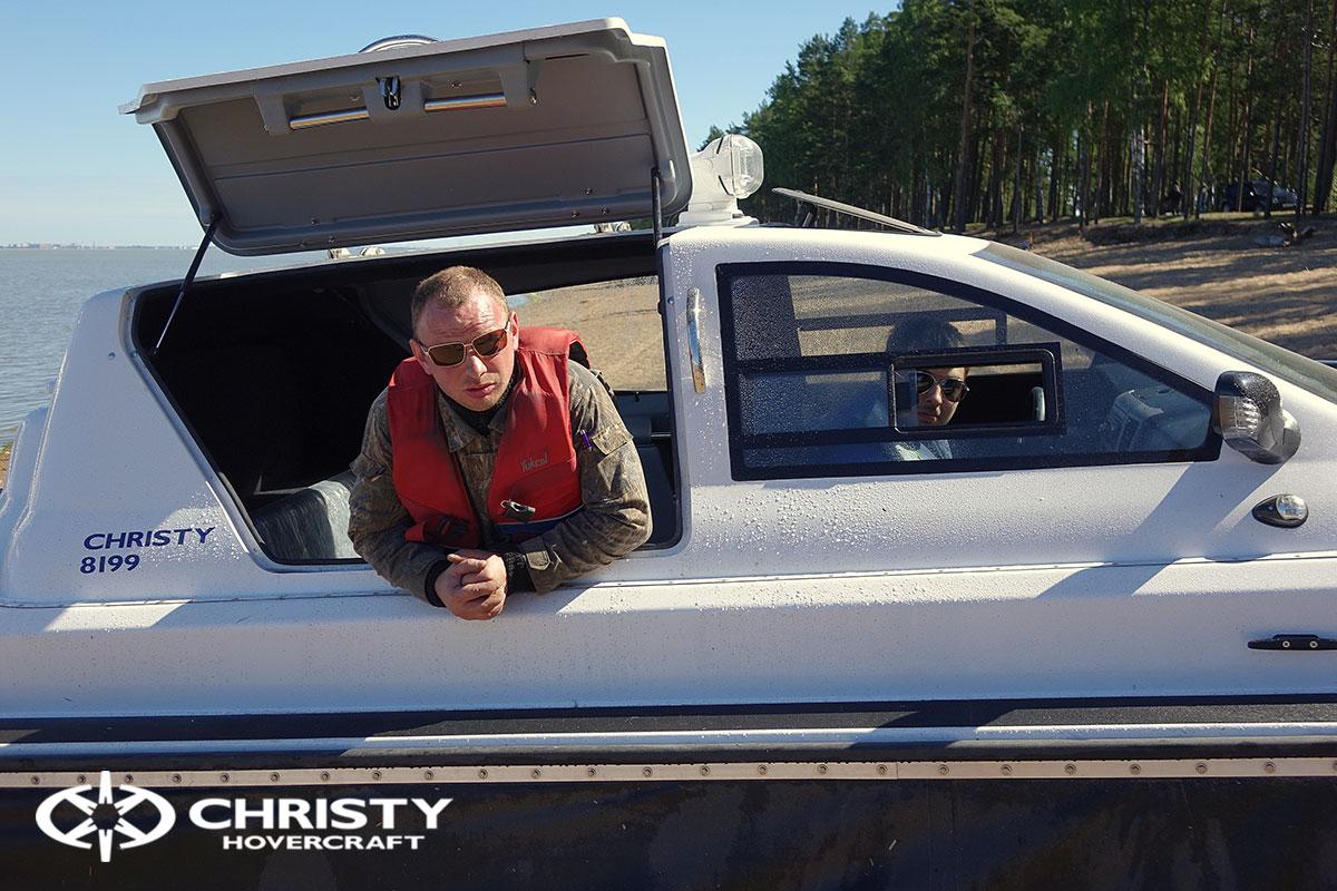 "Christy 8199L двери ""крыло чайки"" | фото №25"
