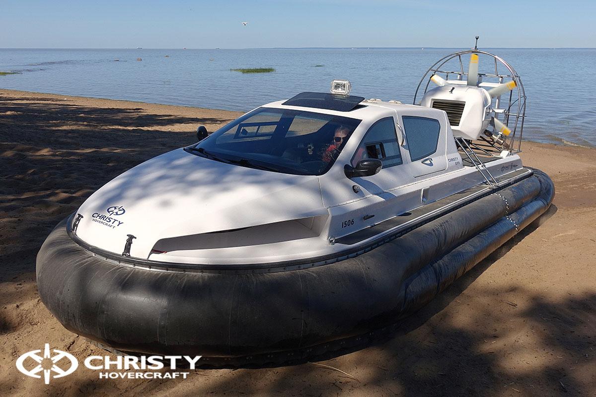 Christy 8199L версия катера для рыбалки и охоты | фото №29