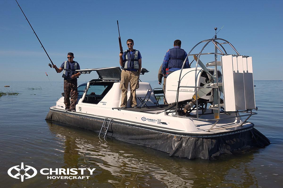 катера для рыбалки и охоты | фото №3