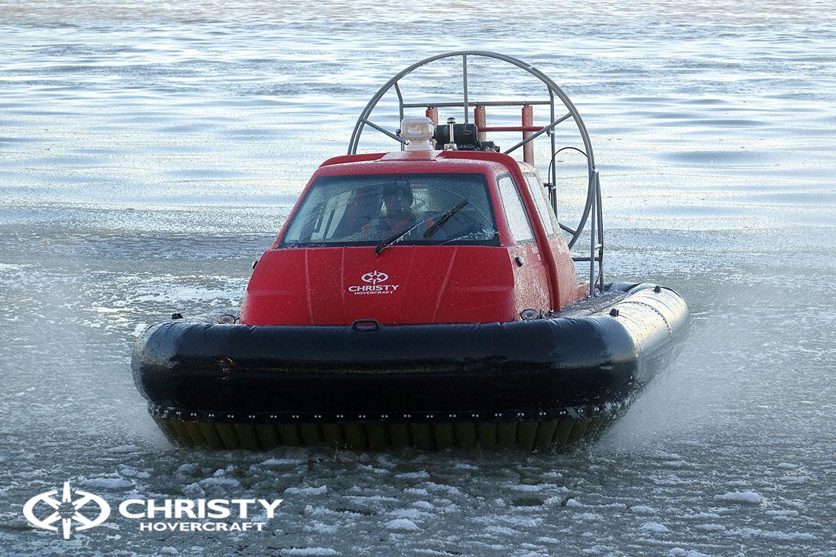 Hovercraf Christy 555FC | фото №2
