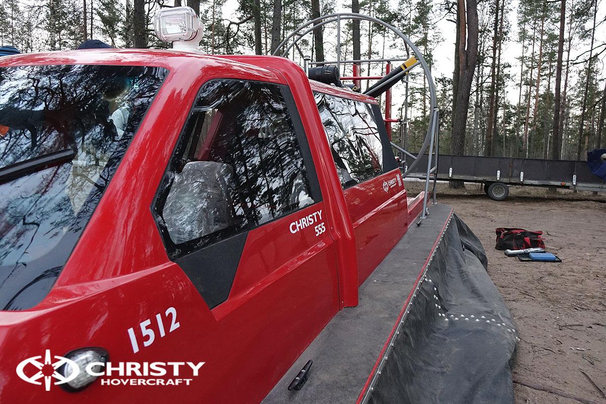 Обзор Christy 555 FC | фото №26