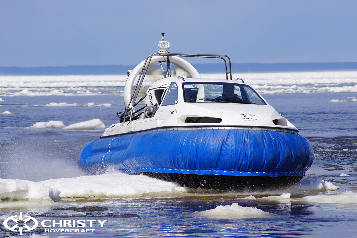 Тест-драйв Christy 6183 Cabriolet на льду