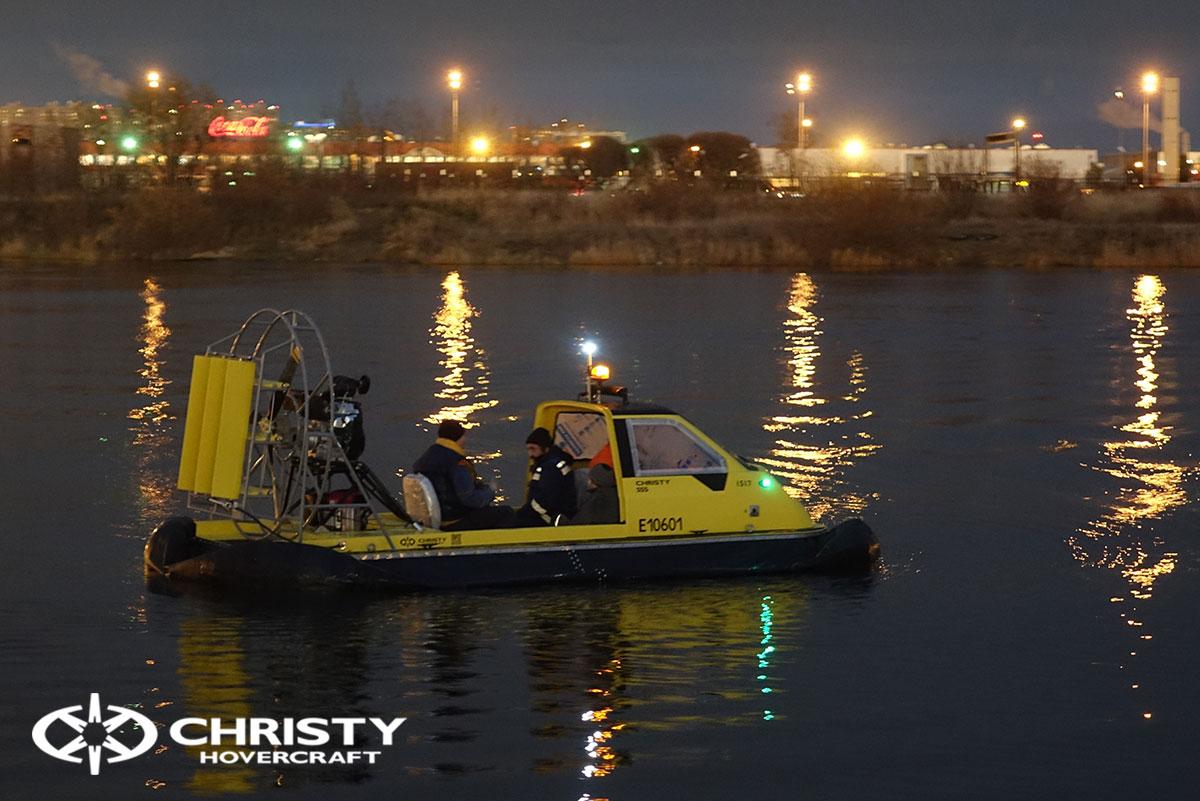 Экспортная поставка Christy 555 в Финляндию | фото №1