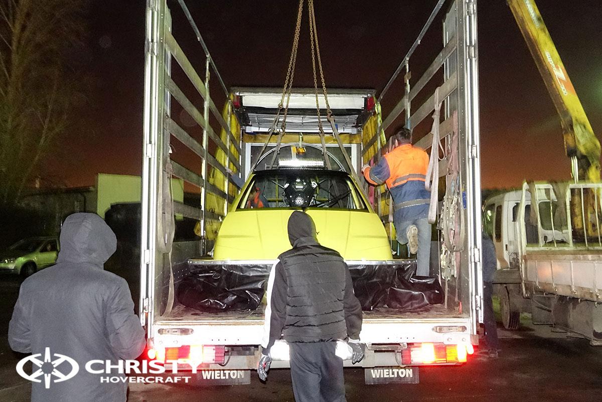 Экспортная поставка Christy 555 в Финляндию | фото №22