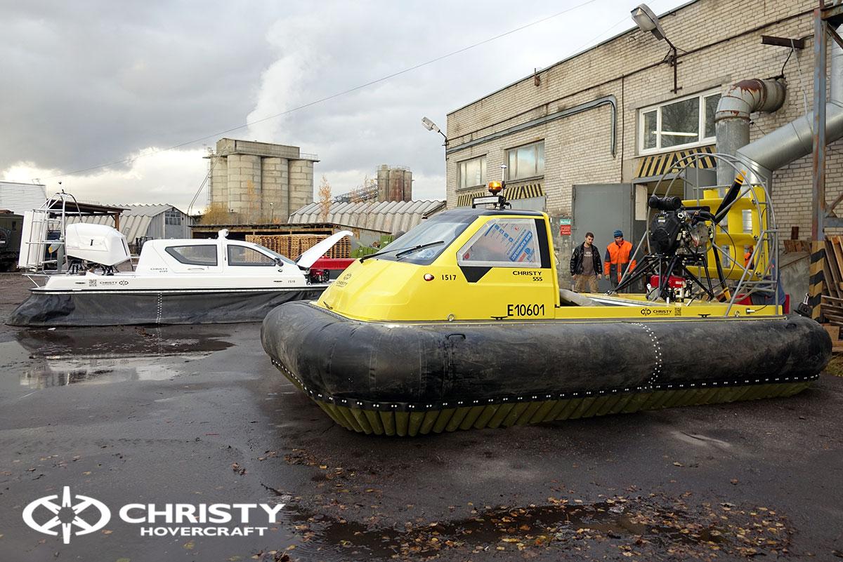 Экспортная поставка Christy 555 в Финляндию | фото №13