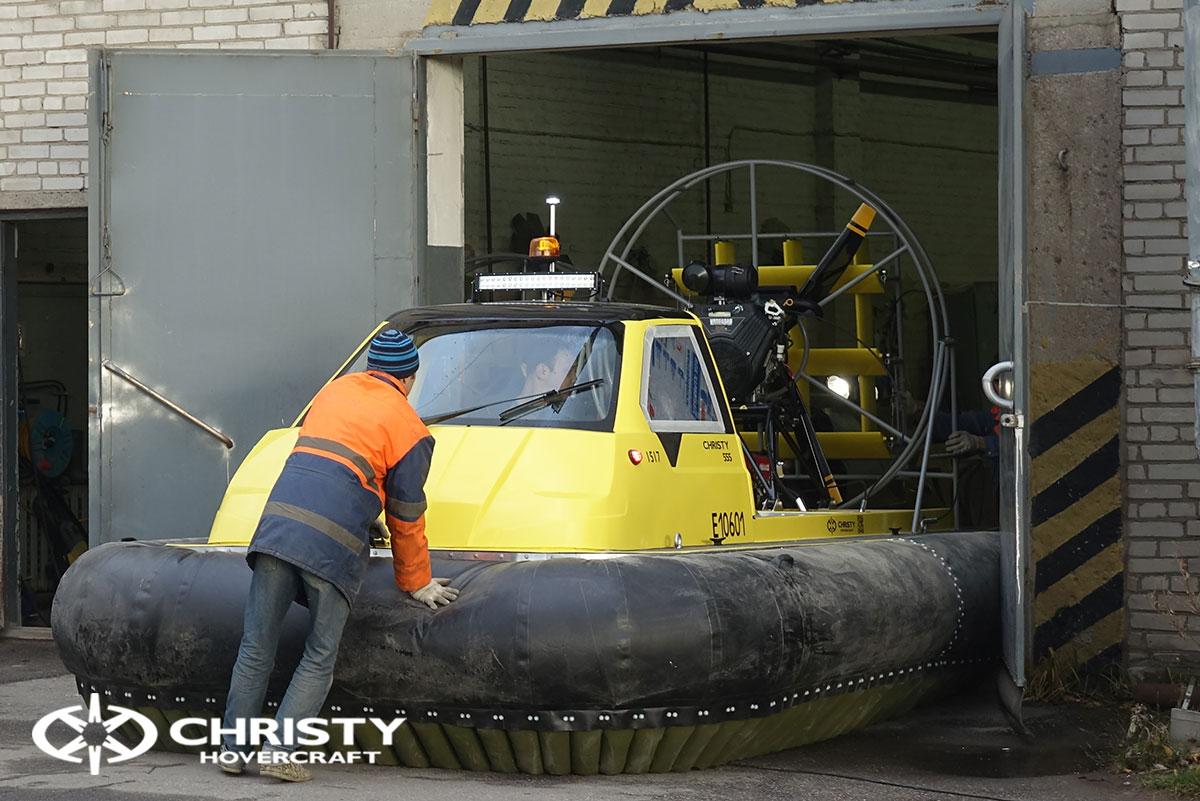 Экспортная поставка Christy 555 в Финляндию | фото №18