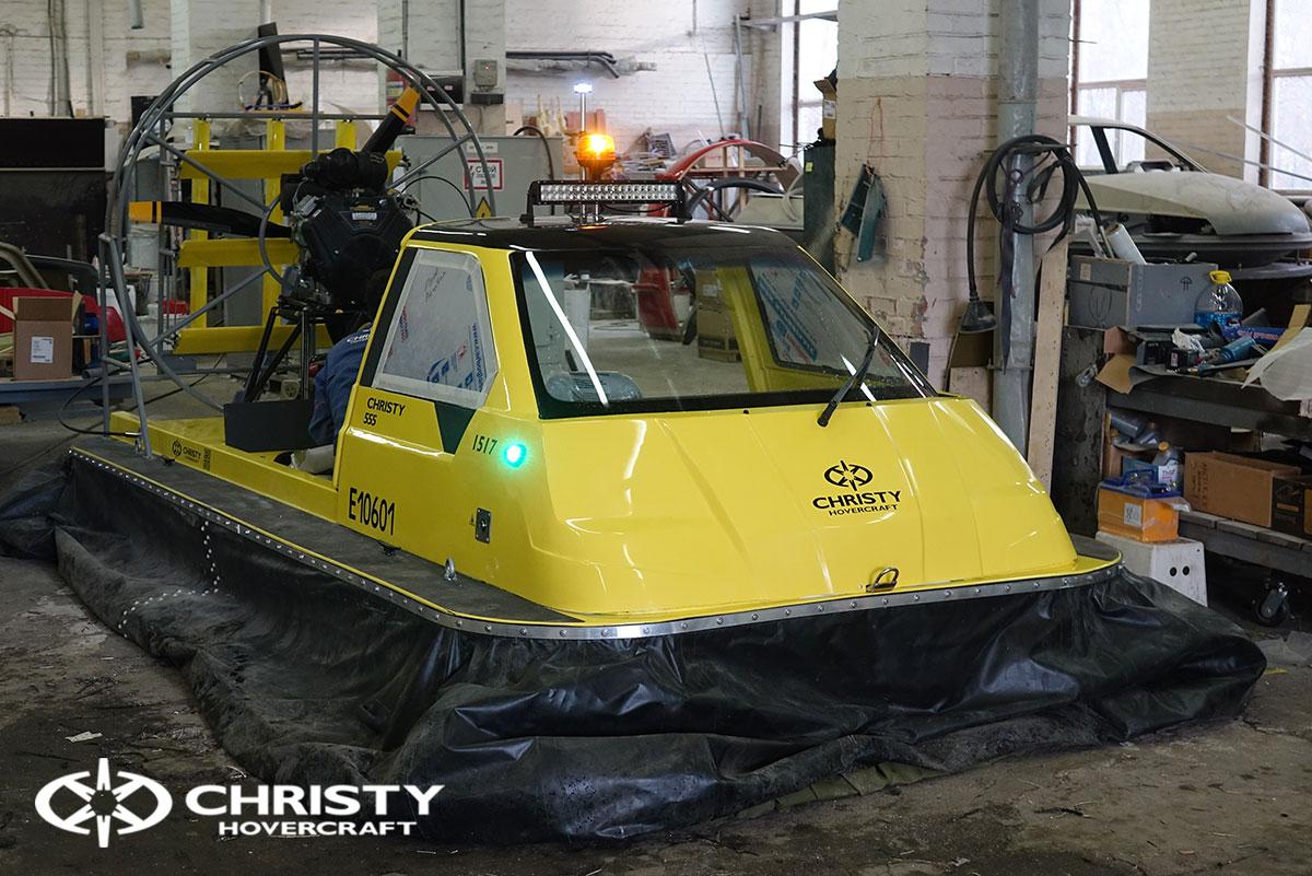 Экспортная поставка Christy 555 в Финляндию | фото №20