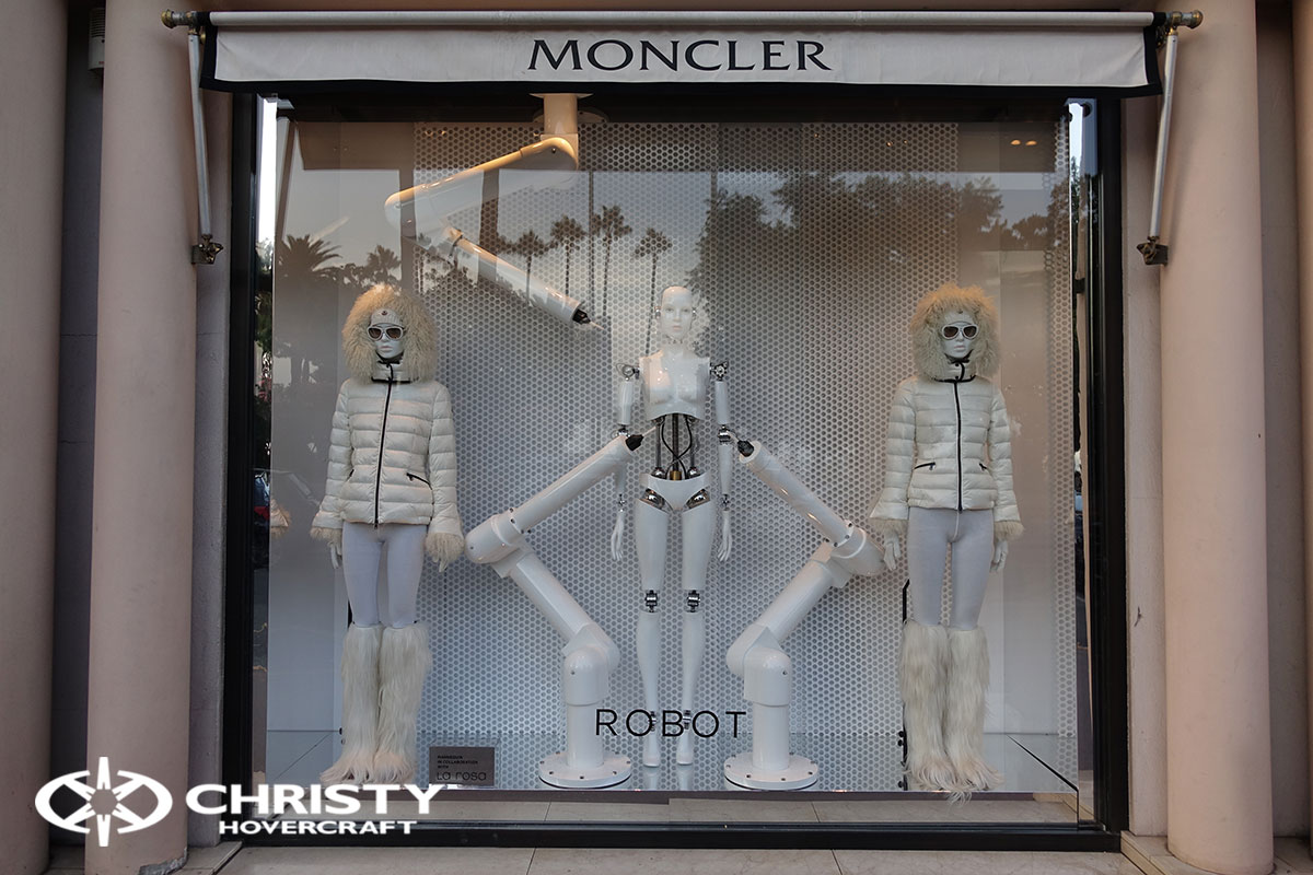 Moncler Robot | фото №1