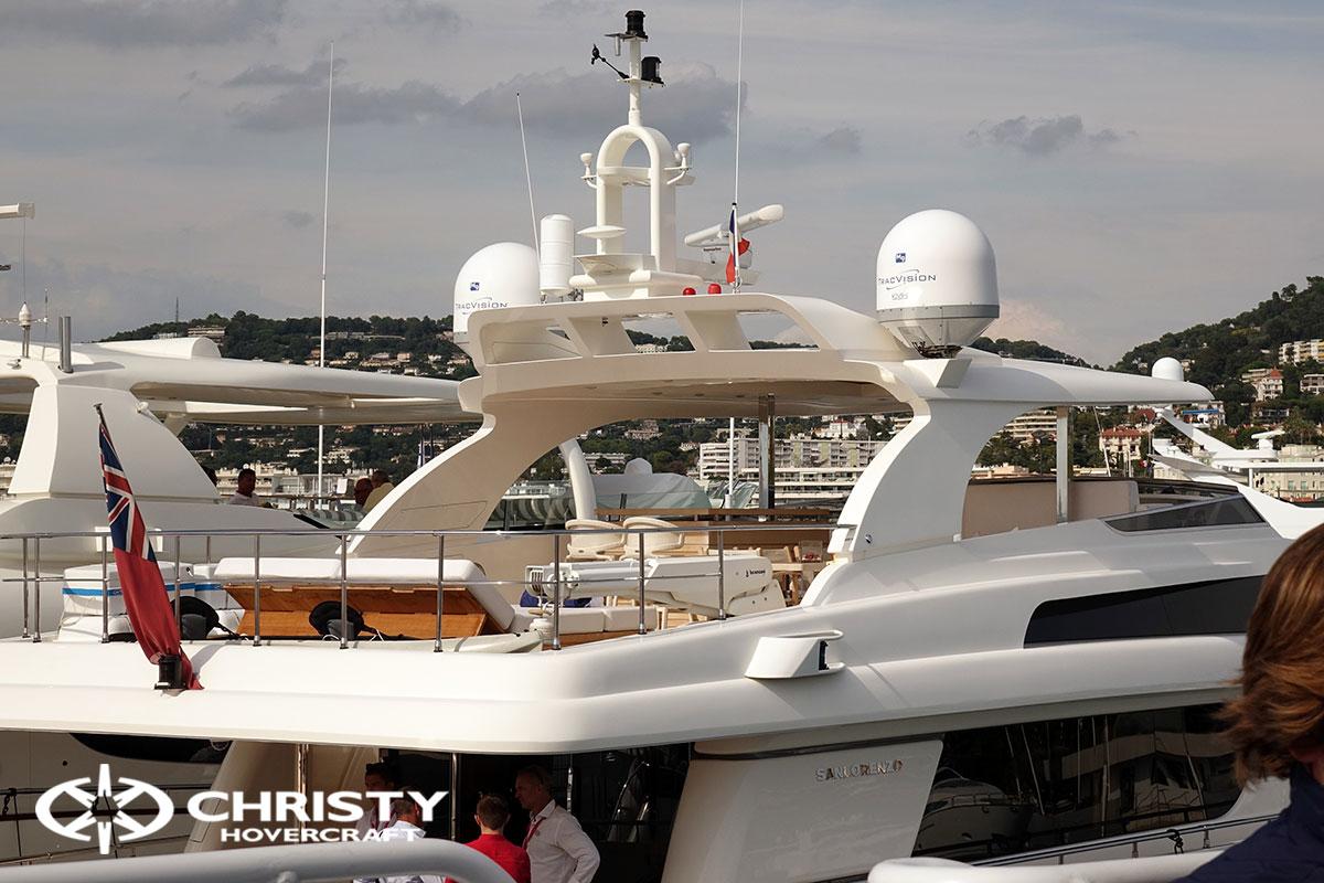 Yachting Festival Cannes SANLORENZO | фото №34