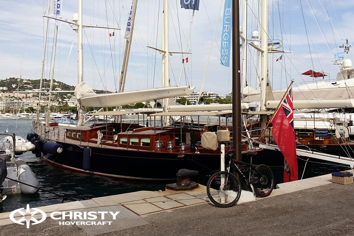 Yachting Festival Cannes Burgess | фото №39