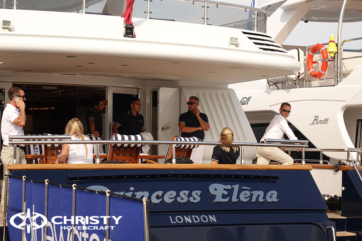 Yachting Festival Cannes Benetti | фото №41