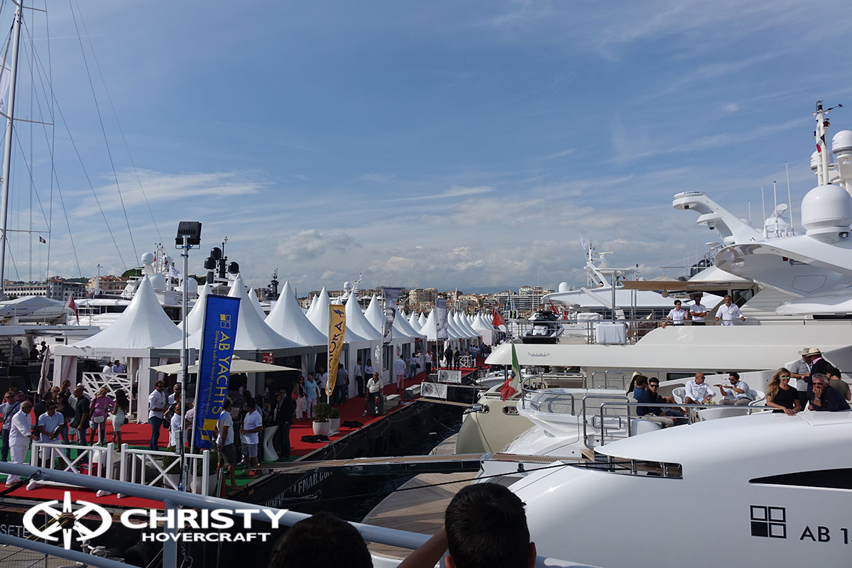 Yachting Festival Cannes AB Yachts | фото №58