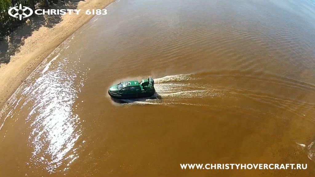 Тест-драйв Christy 6183 | фото №13