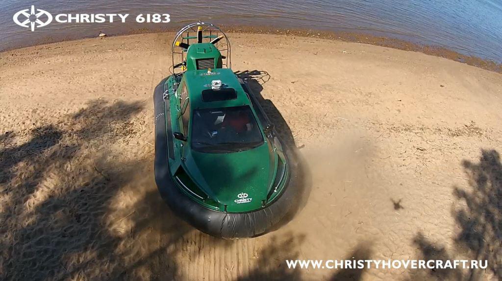 Тест-драйв Christy 6183 | фото №5