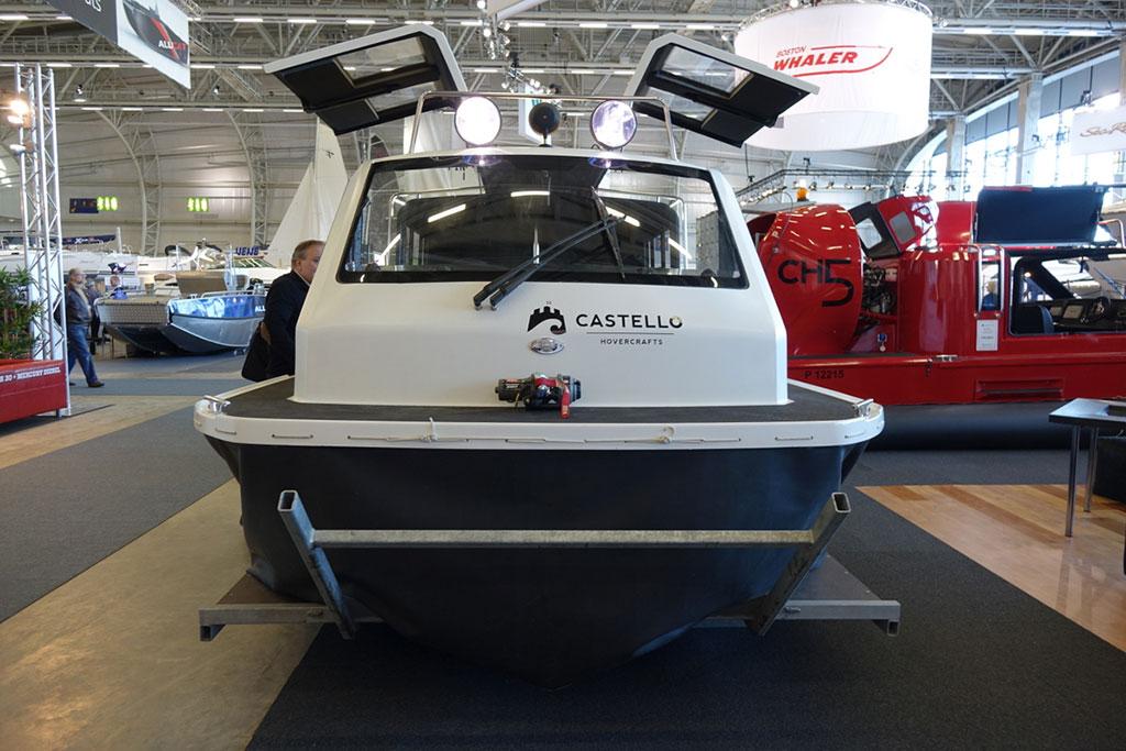 HELSINKI INTERNATIONAL BOAT SHOW 2015