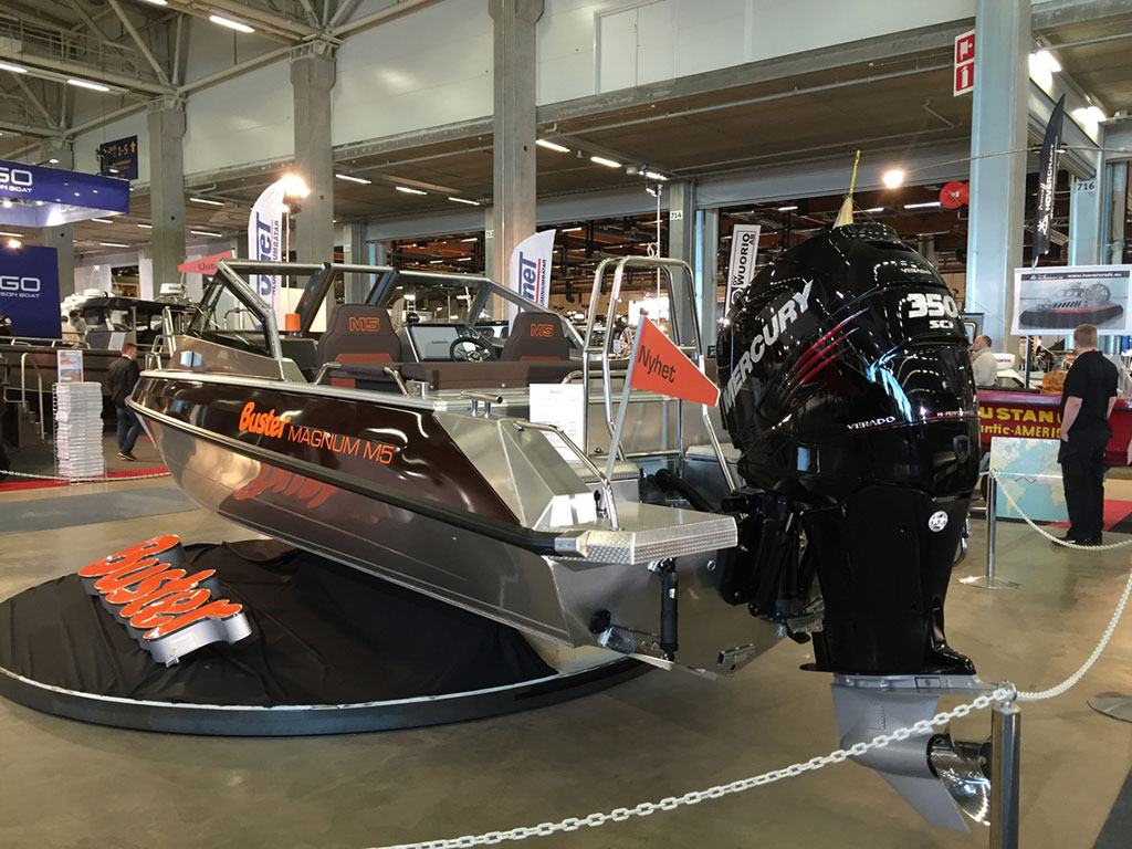 HELSINKI INTERNATIONAL BOAT SHOW 2015