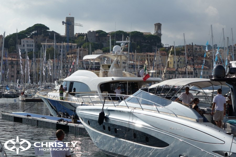Международная выставка катеров и лодок в Каннах Yachting Festival Cannes