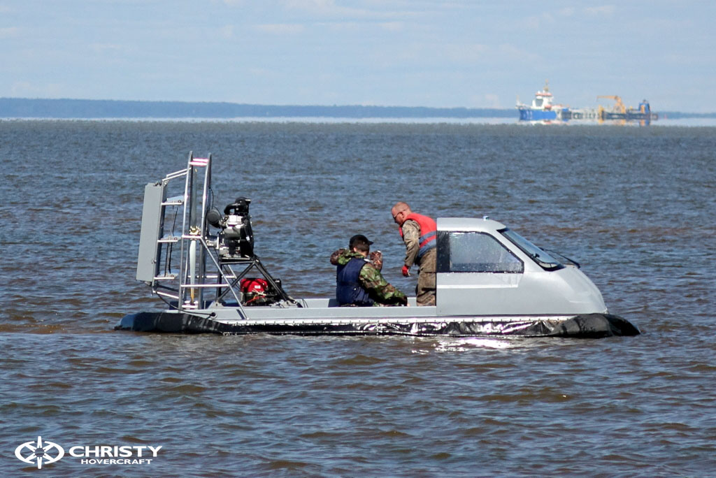 Тест-драйв лодки Christy 555 | фото №15