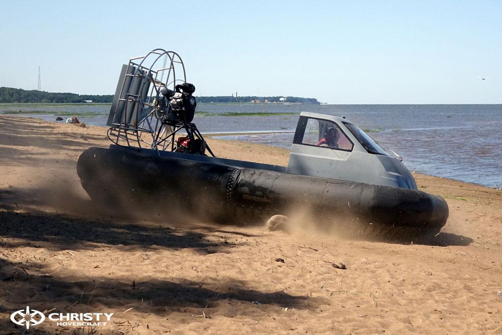 Тест-драйв катера Christy 555 | фото №25