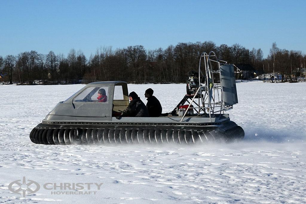 Hovercraft Christy 555 | фото №11