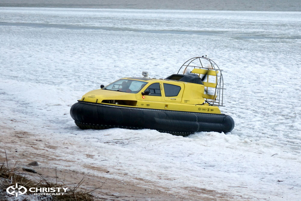 Hovercraft Christy 6199VIP
