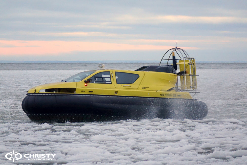 Hovercraft Christy 6199VIP