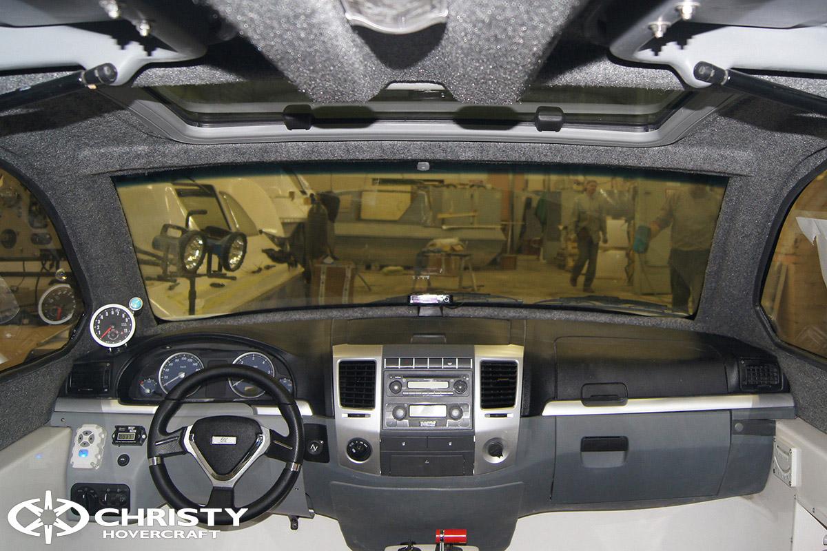 Судно на воздушной подушке Christy 6143/6183 | фото №1