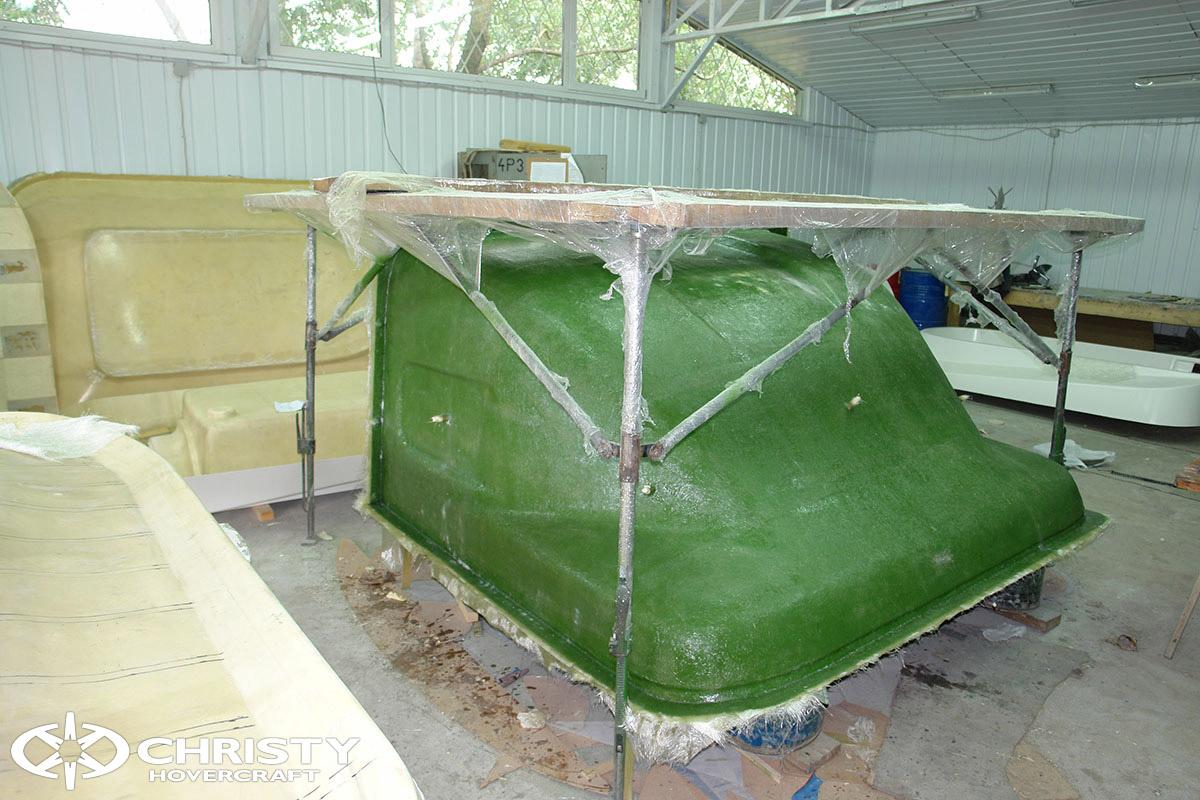 Изготовление и ремонт изделий из стеклопластика