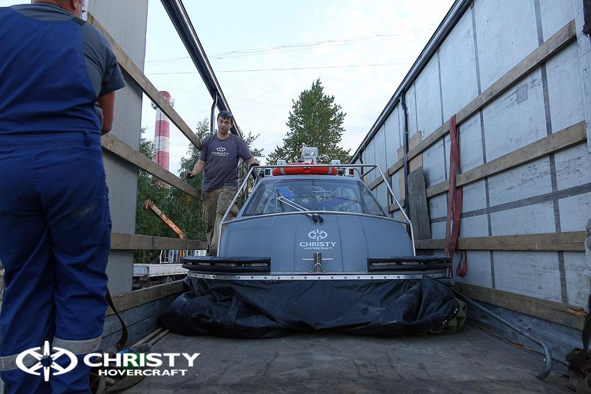 Тест драйв двух новых Christy 555 | фото №1
