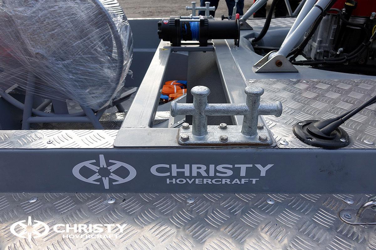 Тест драйв двух новых Christy 555 | фото №16