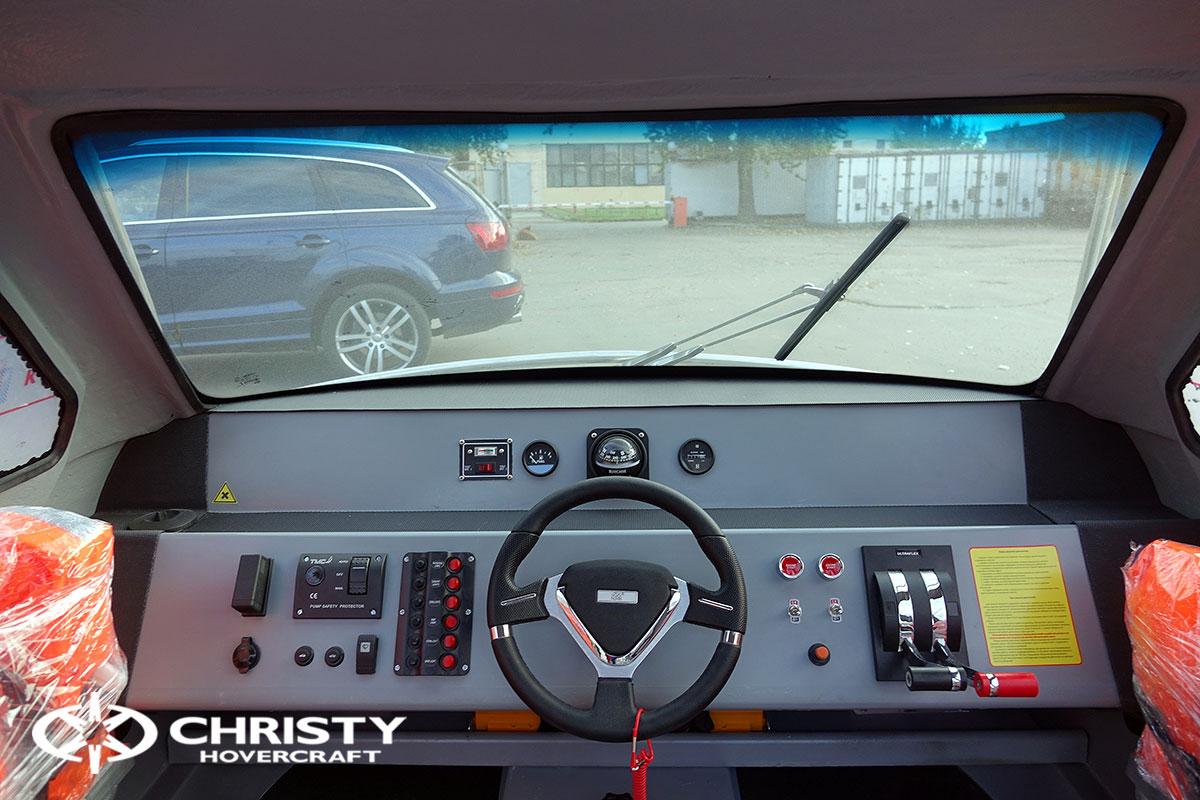 Тест драйв двух новых Christy 555 | фото №17