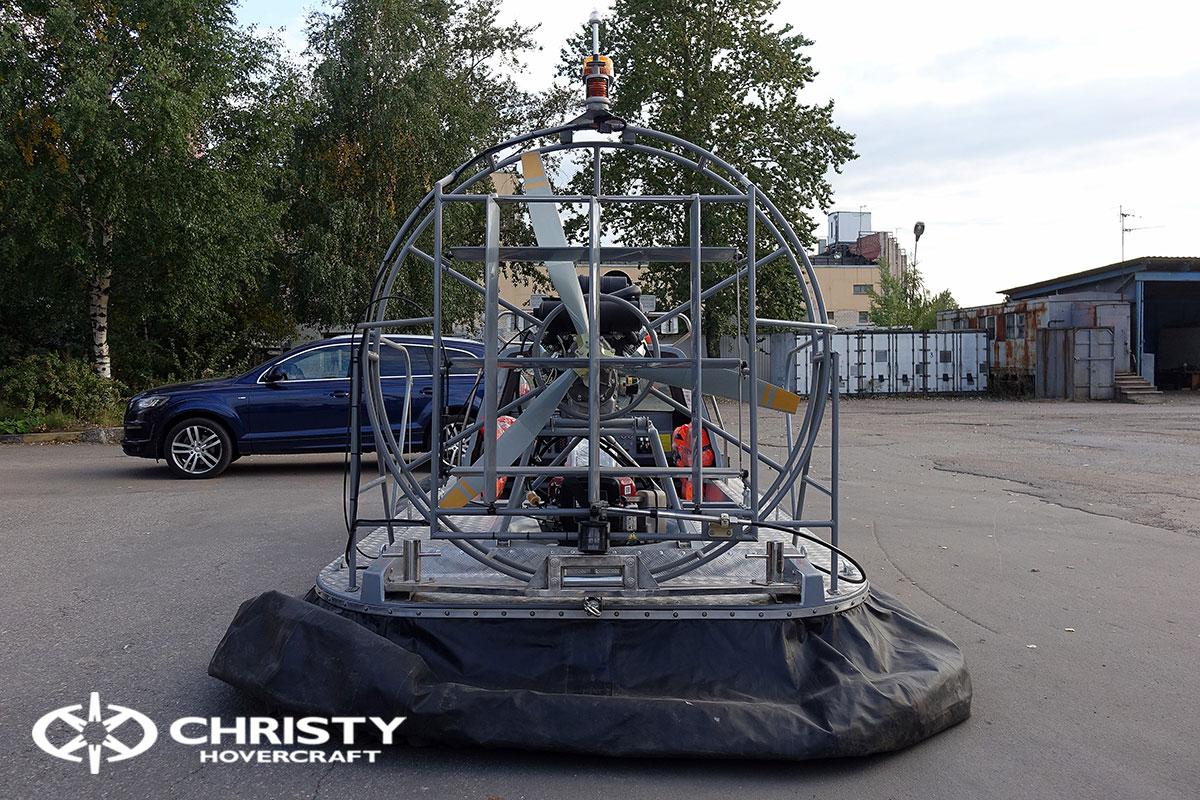 Тест драйв двух новых Christy 555 | фото №20