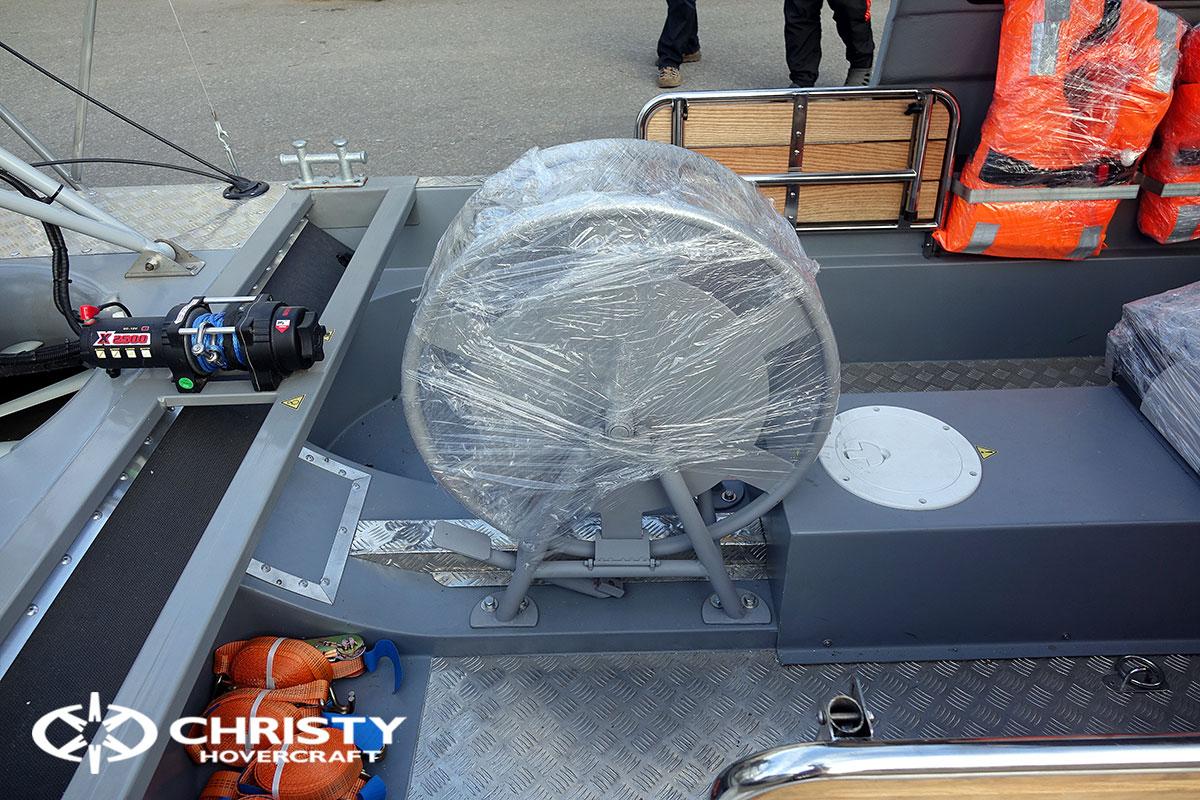 Тест драйв двух новых Christy 555 | фото №21