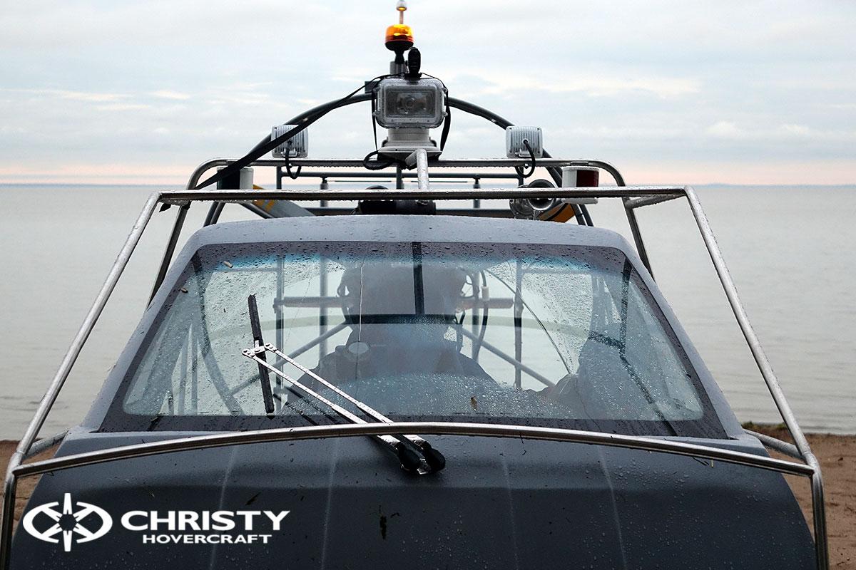 Тест драйв двух новых Christy 555 | фото №31