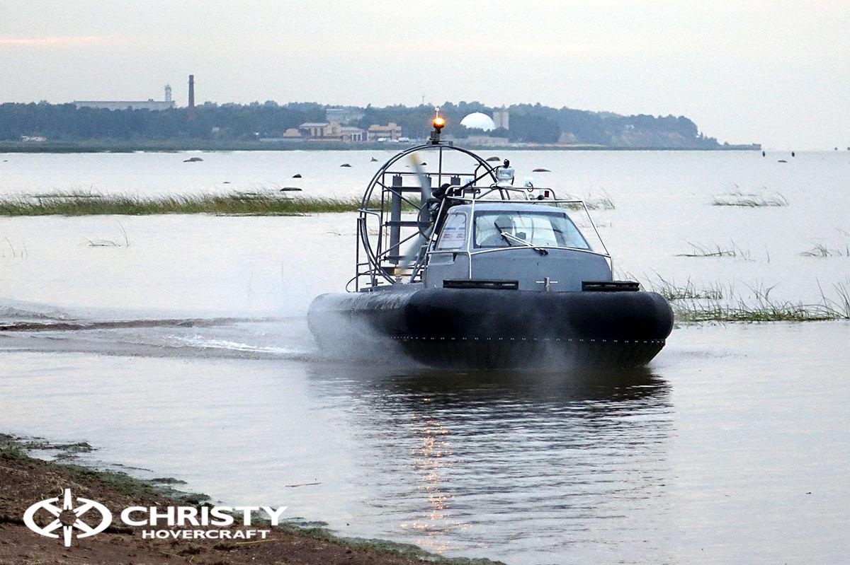 Тест драйв двух новых Christy 555 | фото №36