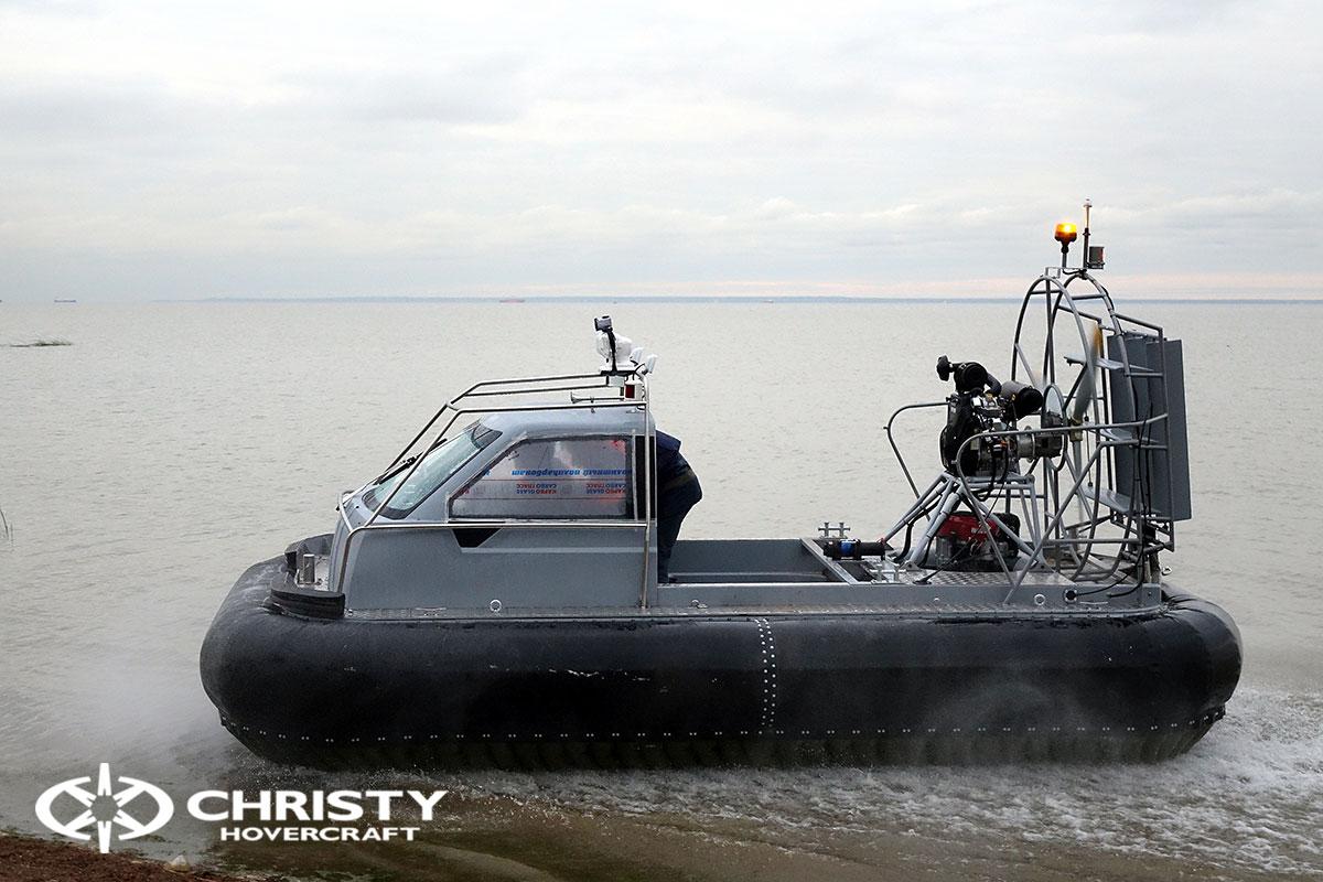 Тест драйв двух новых Christy 555 | фото №41