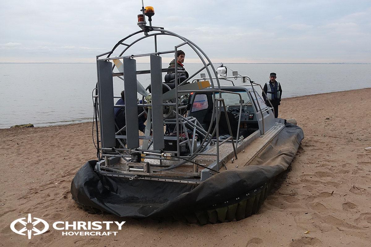 Тест драйв двух новых Christy 555 | фото №43