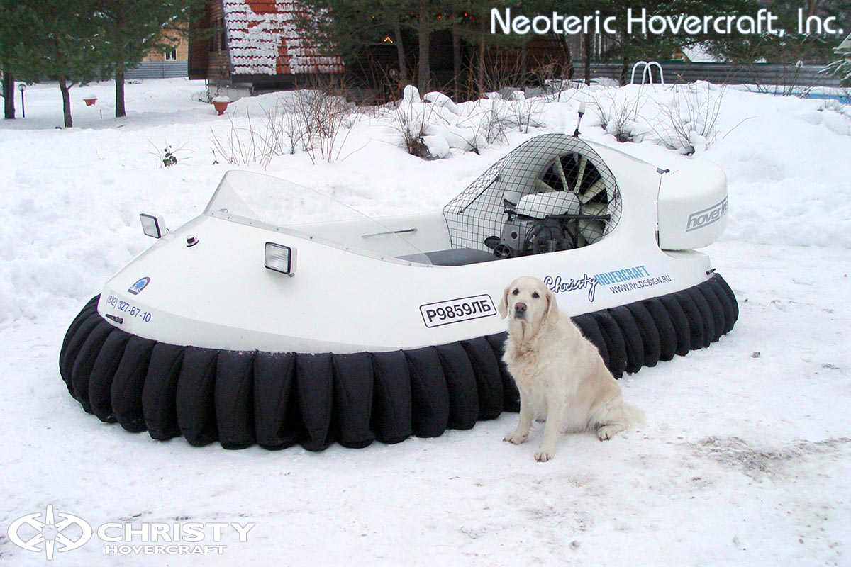 Катер на воздушной подушке Neoteric Hovertrek 455 (465)