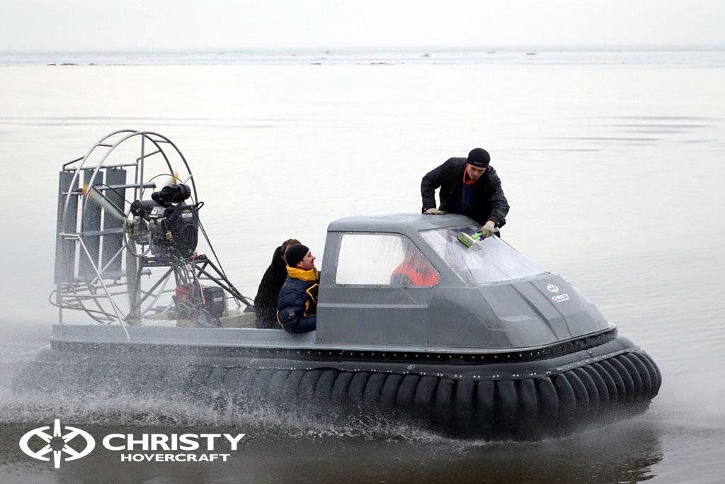 Финальный тест-драйв Christy 555 | фото №16