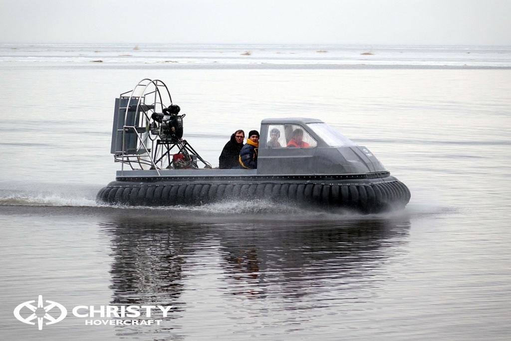 Финальный тест-драйв Christy 555 | фото №21