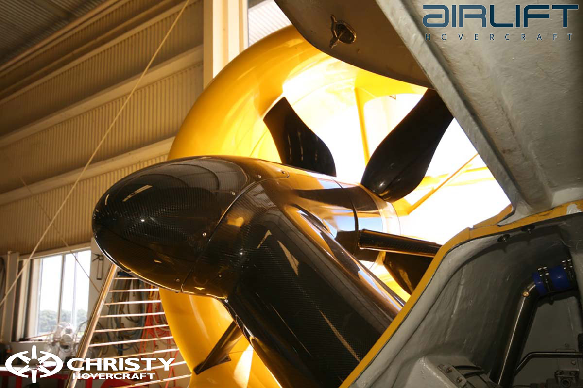 Коммерческий катер на воздушной подушке - Pioneer MK3 | фото №24