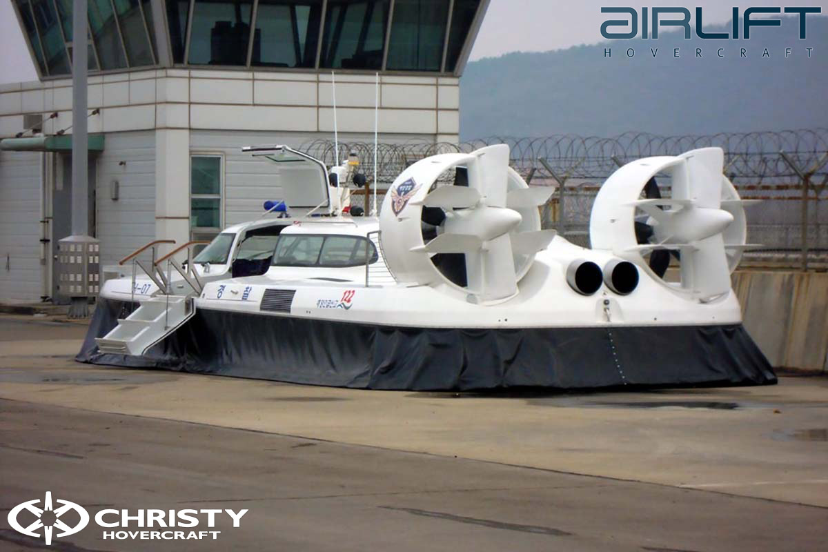 Коммерческий катер на воздушной подушке - Pioneer MK3 | фото №36