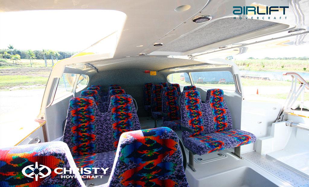 Коммерческий катер на воздушной подушке - Pioneer MK3 | фото №9