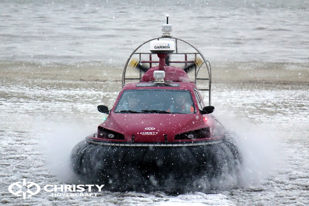Тест-драйв судна Christy 6183 в сложных метеоусловиях | фото №20