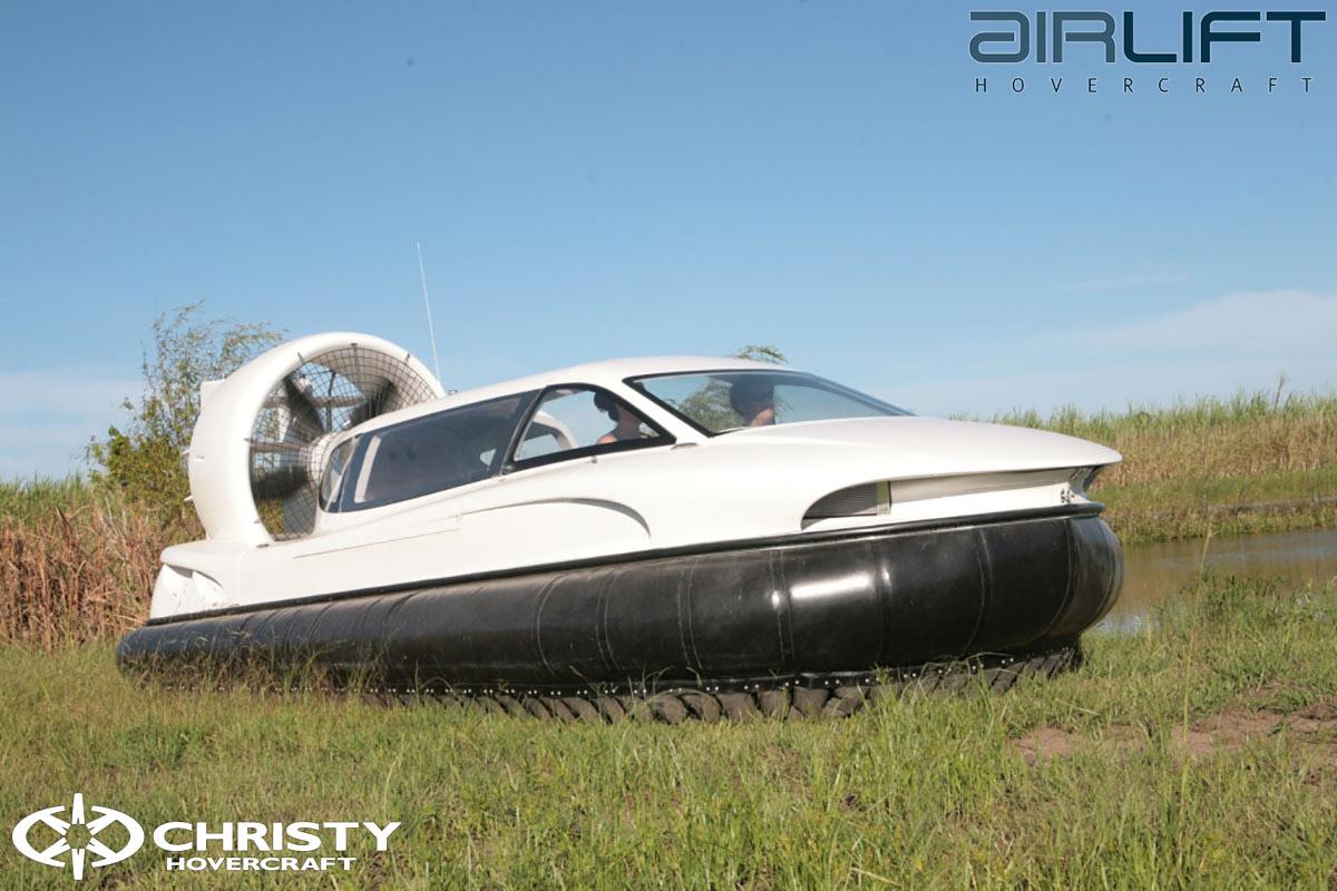 Судно на воздушной подушке Wildfire от  Airlift Hovercraft | фото №7