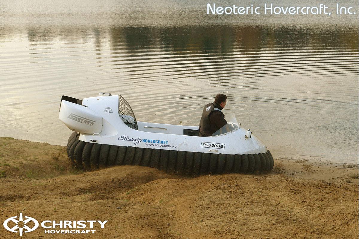 Катера на воздушной подушке Christy Hovercraft | фото №26