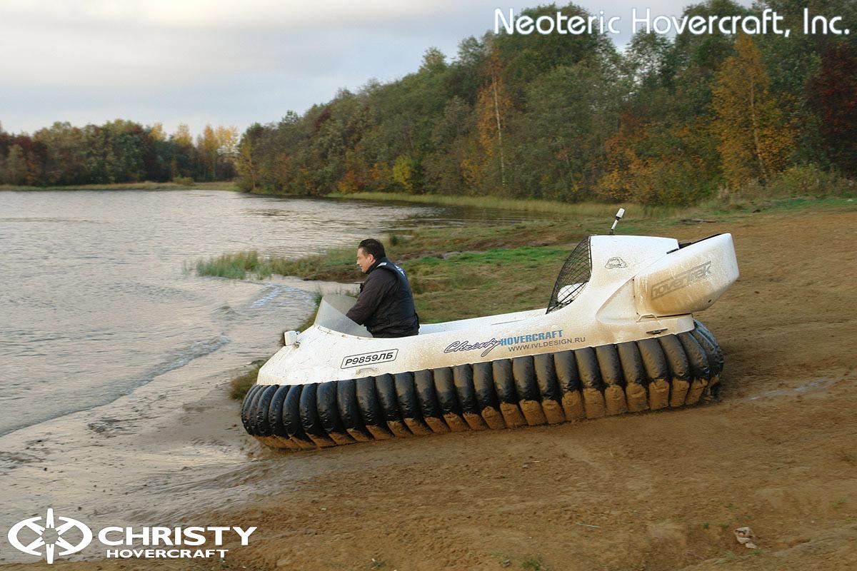 Катера на воздушной подушке Christy Hovercraft | фото №34