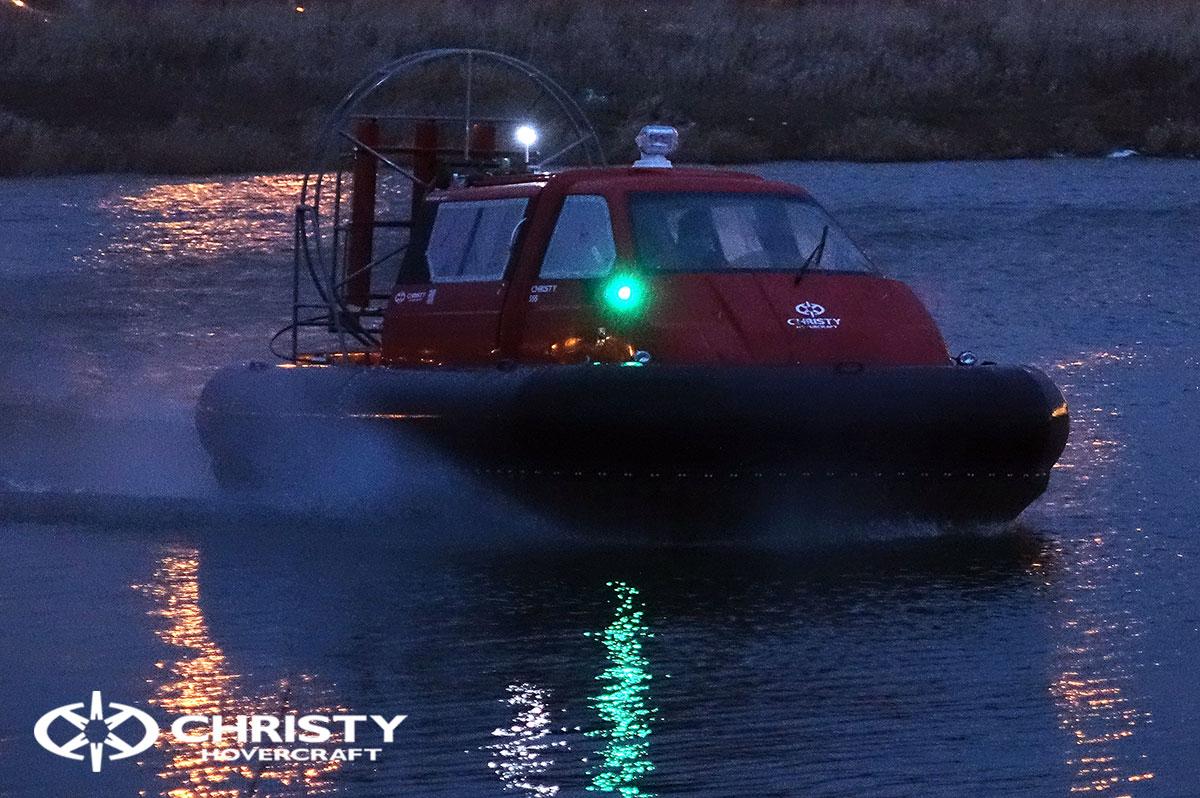 Тест-драйв Christy 555 FC | фото №22