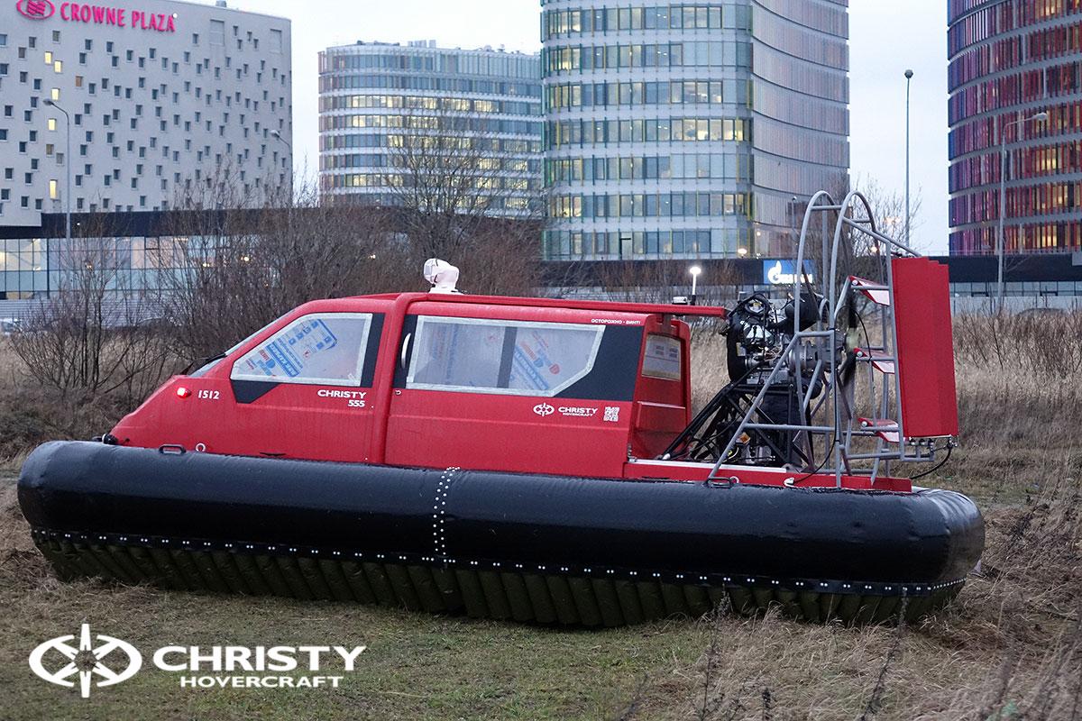 Тест-драйв Christy 555 FC | фото №21