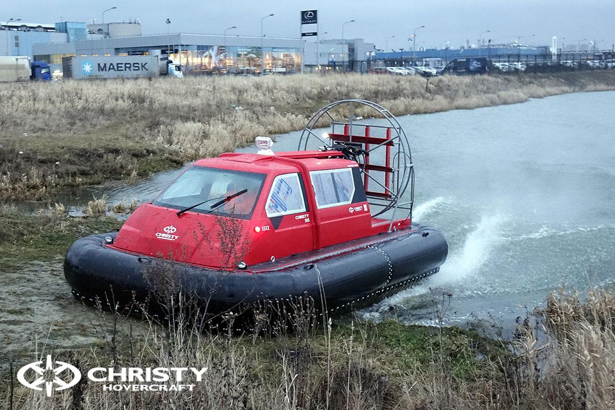 Тест-драйв Christy 555 FC | фото №5